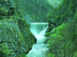 Waterfalls by sheslikethewind