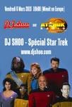 DJ SHOO - SPECIAL STAR TREK 5 copy