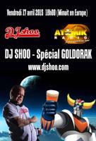 DJ SHOO SPECIAL GOLDORAK 3 copy by DJ-SHOO