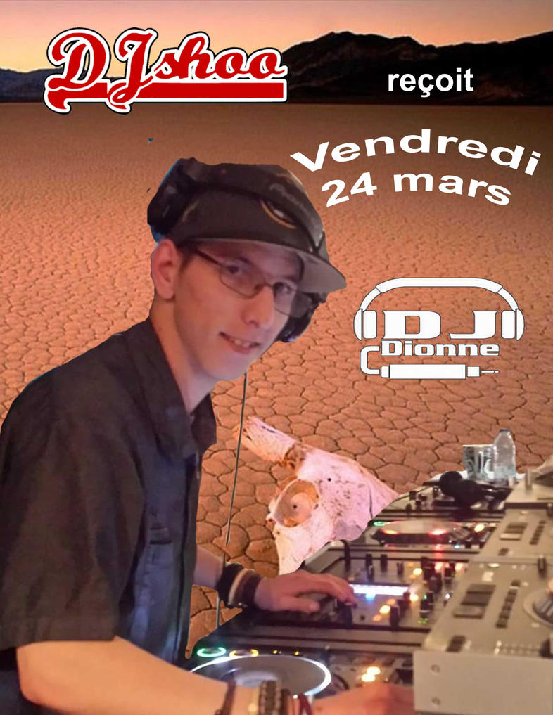 Dj Shoo - Alexandre Dionne by DJ-SHOO