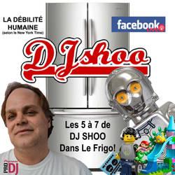 DJ SHOO dans le Frigo