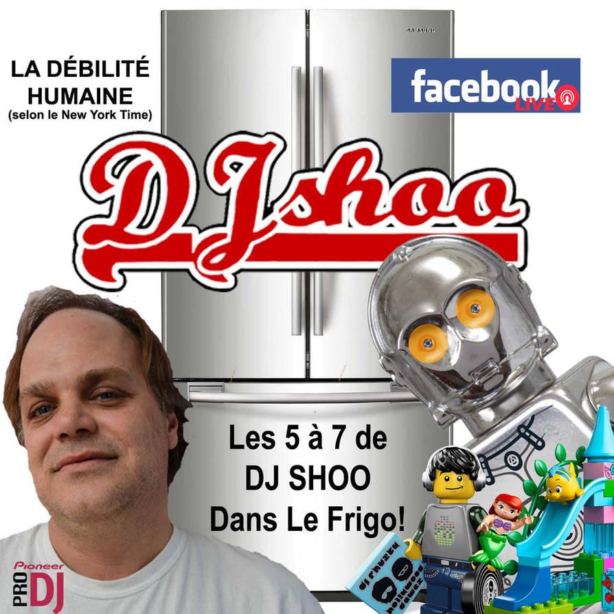 DJ SHOO dans le Frigo by DJ-SHOO