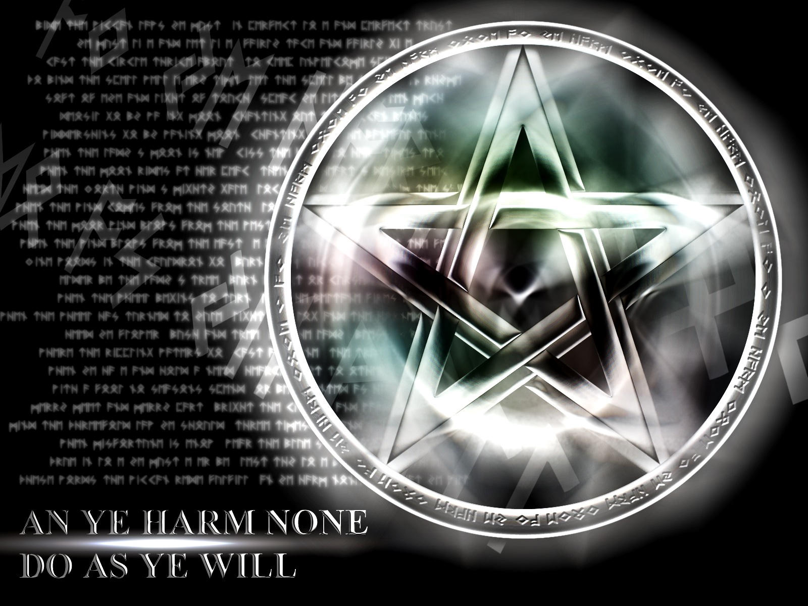 Wicca dejting