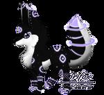 Kirifox: Mercury-Lamre by Akari-Adopts