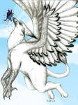 White Gryphon