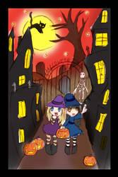 halloween lalala... by chocopeople