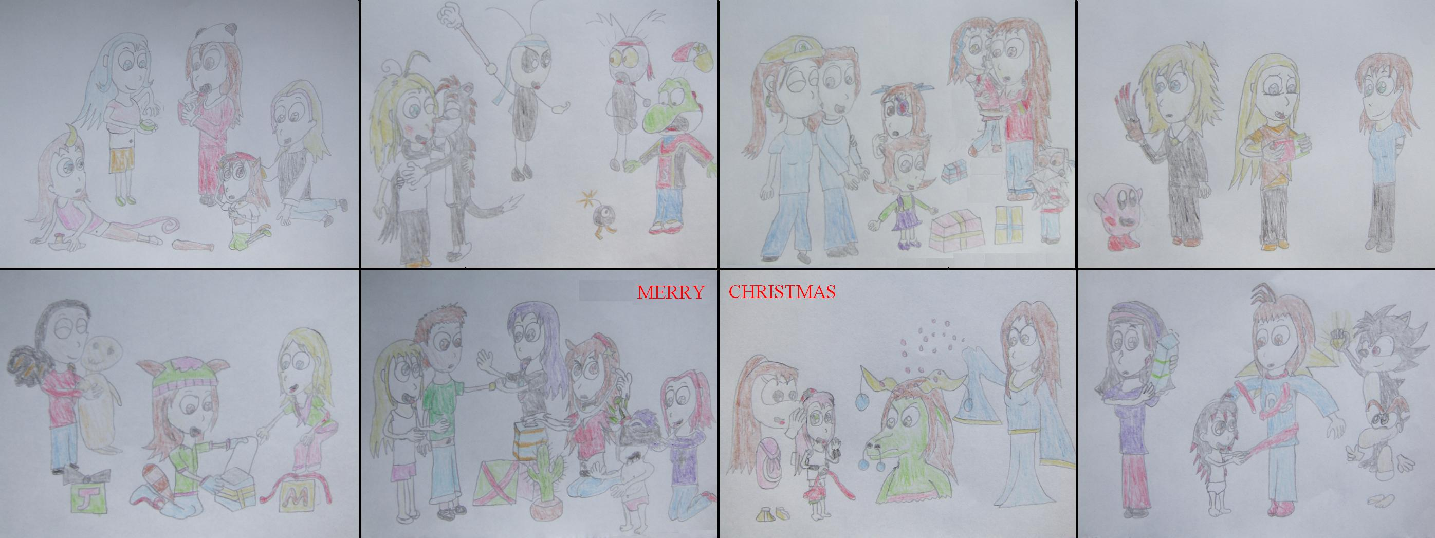 CB Buddy Christmas Fun by Crash-the-Megaraptor