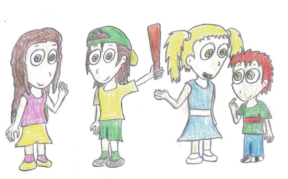 G - The Woolbrook Kids by Crash-the-Megaraptor