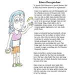 OC Profile 24 - Get to Know Kiara
