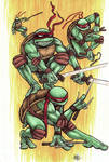 Eastman and Laird's TMNT