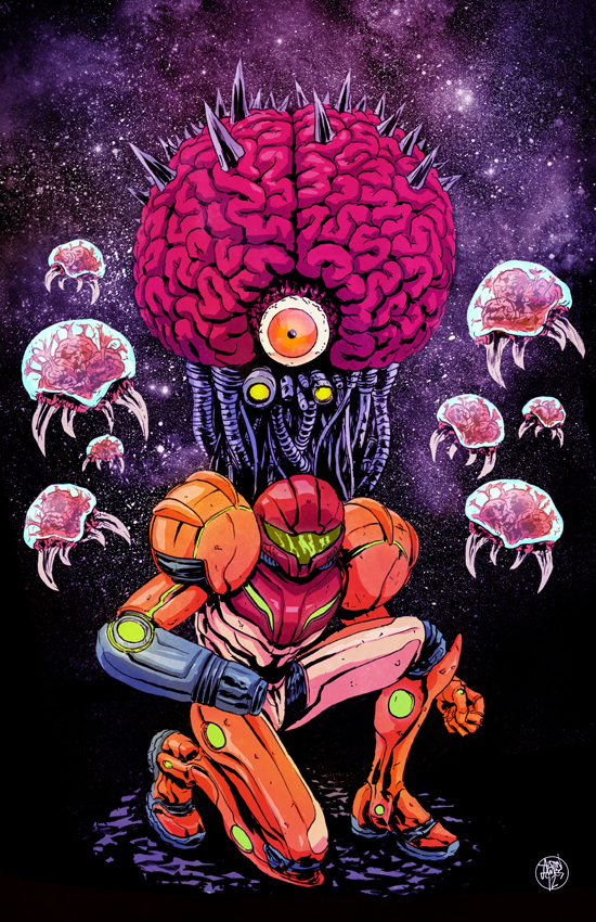 mother brain metroid - photo #30