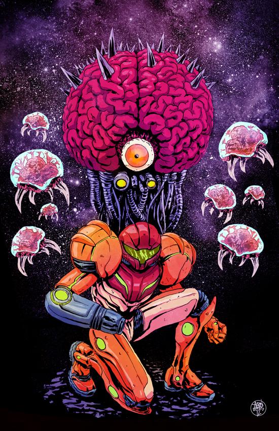 mother brain metroid - photo #30