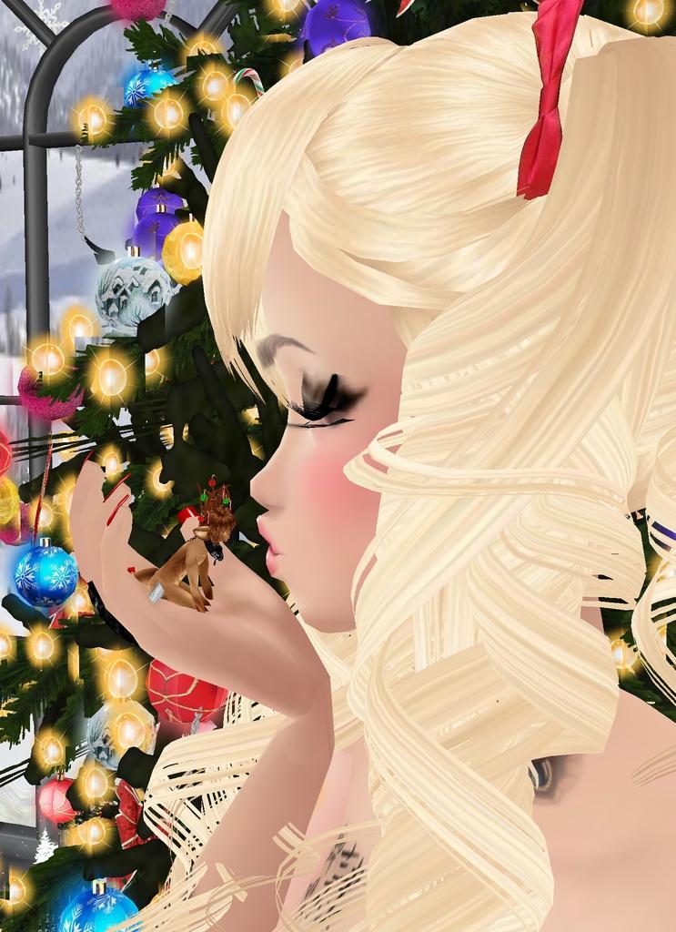 Merry Christmas! by pinkkawaiikittykat