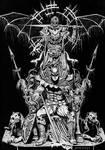 Batman Throne