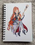 Kaolinite : Sailor Moon by Dark-elfa
