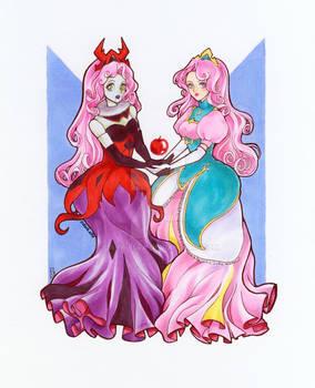 M : Youma Alphabet : Sailor Moon