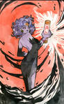 Morga : Sailor Moon Crystal by Dark-elfa