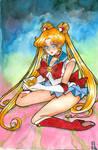 Sailor Moon : sketch