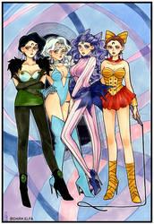 Ayakashi Sisters : 2020