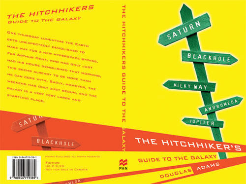 Hitchhiker's guide 1 by Chavs