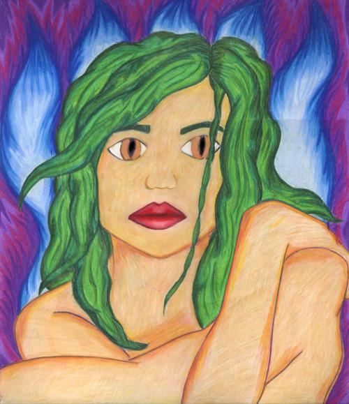 La Sirena Psicodelica by heyjupiter
