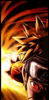 Naruto: Red Rasengan by MastaHicks