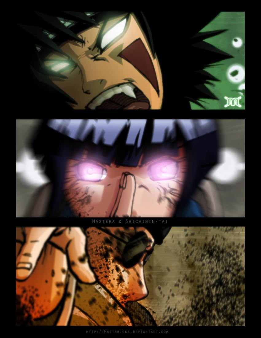 Naruto  Team 8 by MastaHicksNaruto Team 8