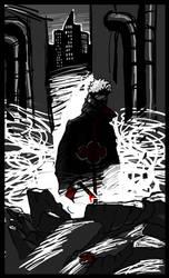 A Dark night for Pein by MastaHicks
