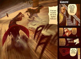 Hidan and Kakuzu Attack by MastaHicks