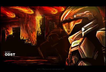 Halo3 ODST Apocalypse by MastaHicks