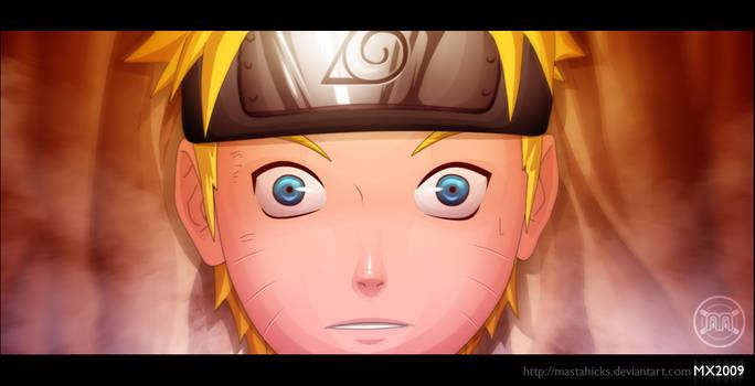 Naruto surprised by MastaHicks