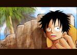 Monkey D. Luffy 01