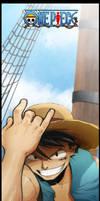 Kaizoku no Luffy