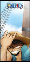 Kaizoku no Luffy by MastaHicks