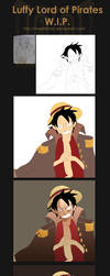 Luffy : WIP Details by MastaHicks