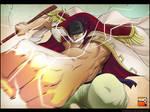 One Piece - Barbe Blanche (Whitebeard)