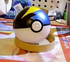 Custom Moonball for Cosplay by frubarulez1