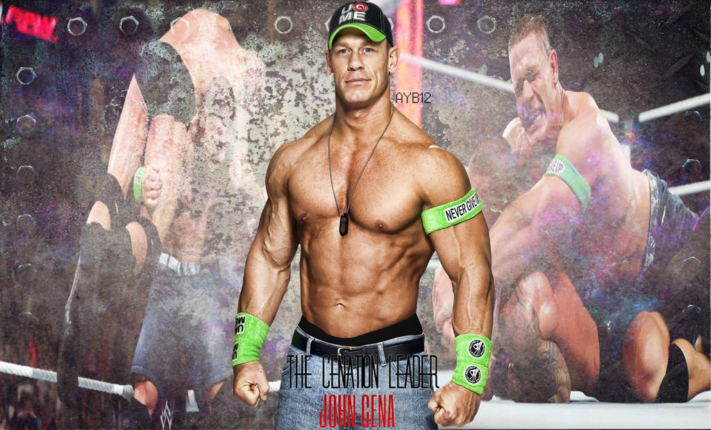 John Cena Wallpaper by AYb12 by AyBenoit12 on DeviantArt