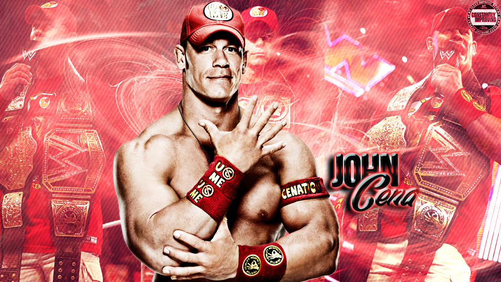 John Cena Wallpaper by AY by AyBenoit12 on DeviantArt