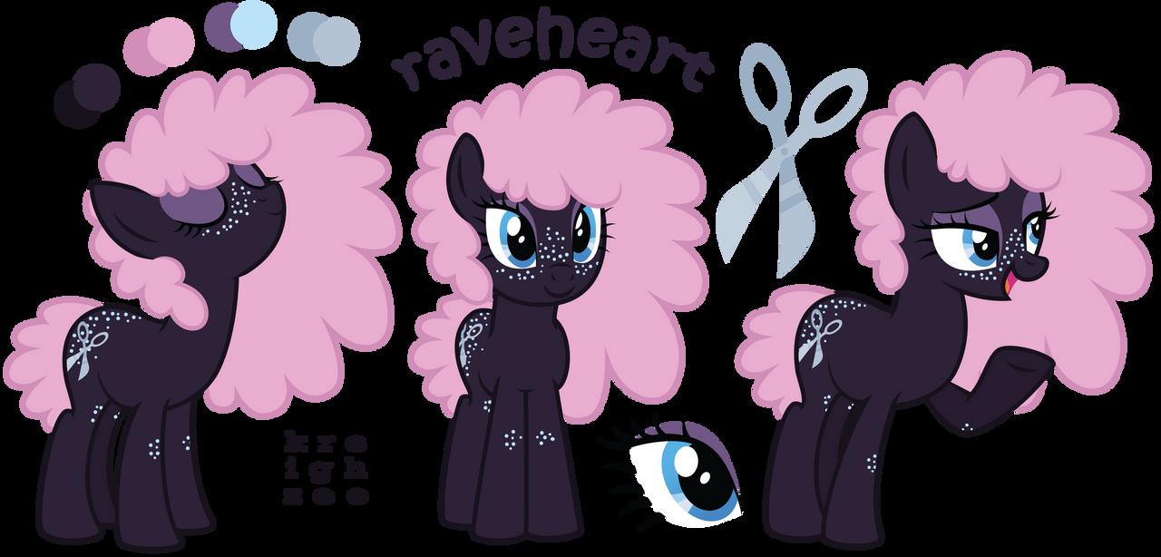 raveheart by ivyhaze