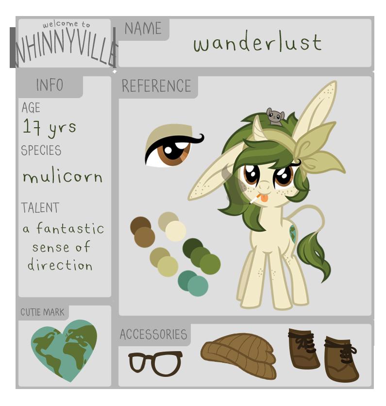 wv app: wanderlust by ivyhaze