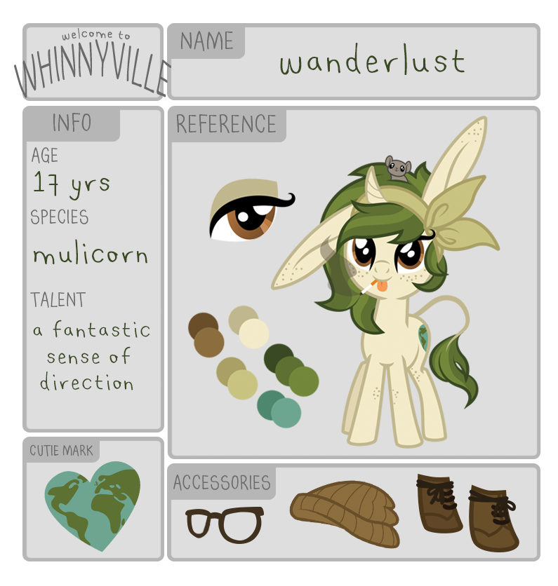 wv app: wanderlust by ivyshire