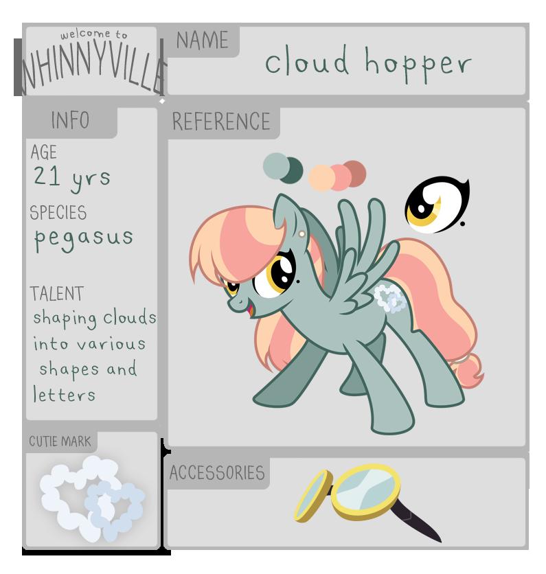 wv app: cloud hopper by ivyhaze