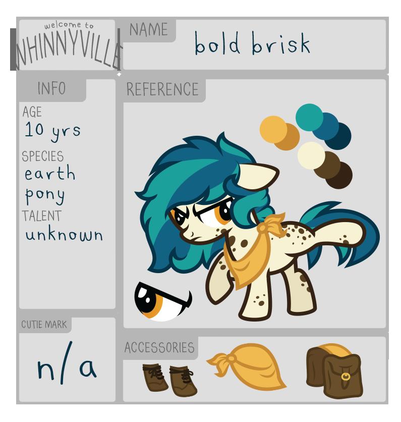 wv app: bold brisk by ivyshire