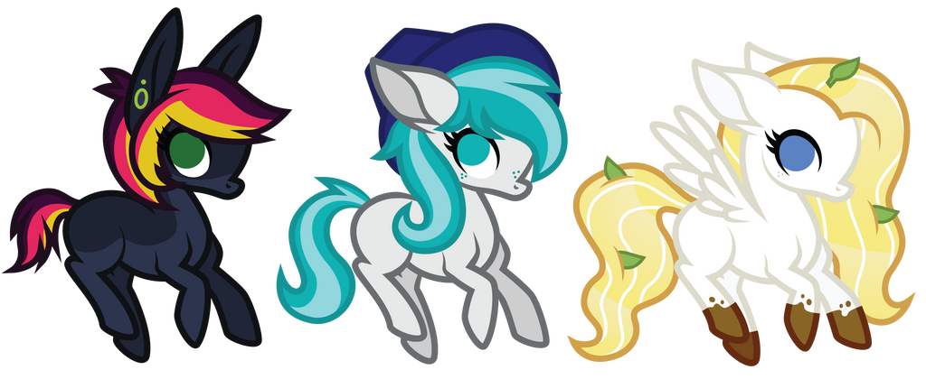 just some pones by ivyshire