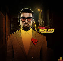Kanye West - Alley by frizease