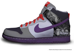 Nike Dunks, Crooks collab by frizease