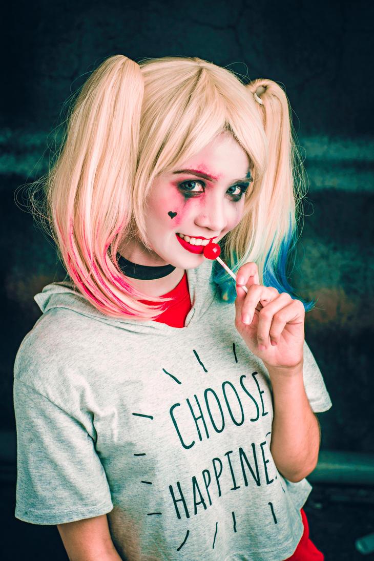 Harley Quinn by chongbit