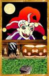 Halloween NeuroJester