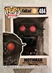 Funko Pop Mothman Fallout 76 Figure by IntuitiveMoth